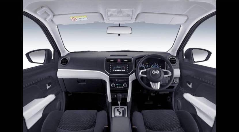 Daihatsu Terios 2018