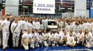 Fiat Panda 1 Millón