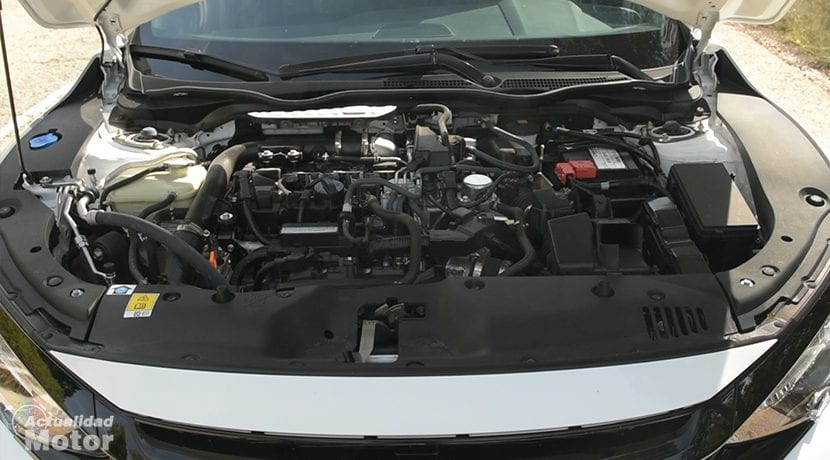 Prueba Honda Civic