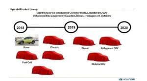 Hyundai Motor America Crossover Year