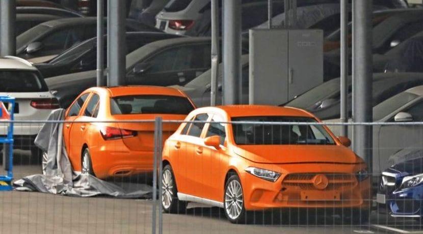 La nueva generaci n del mercedes benz clase a casi al for Mercedes benz clase a 2018