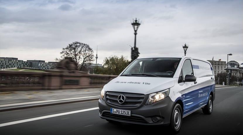 Mercedes eVito 2018