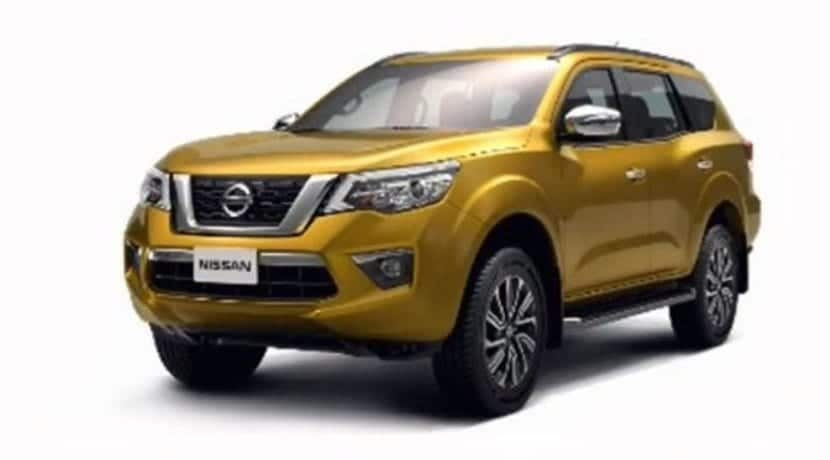 Nissan XTerra Paladin