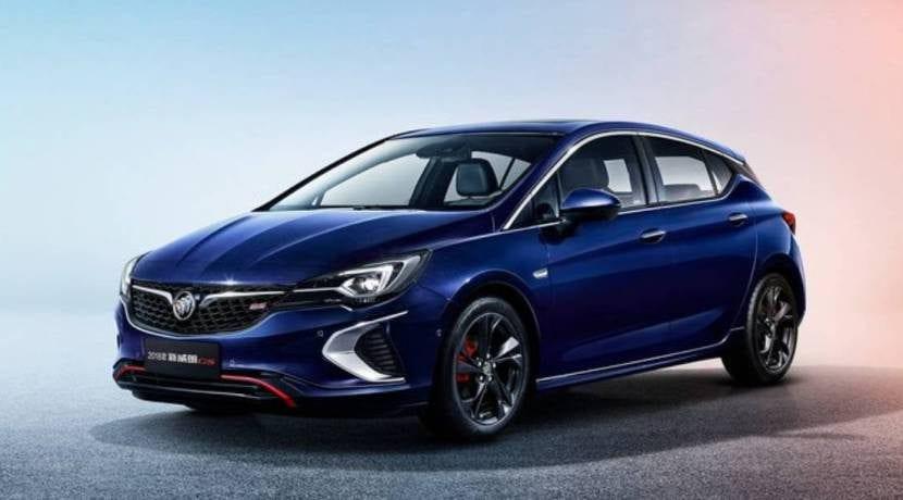 Opel Verano - Astra GSi