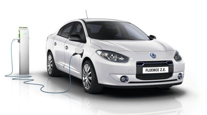 Renault Fluence ZE 0