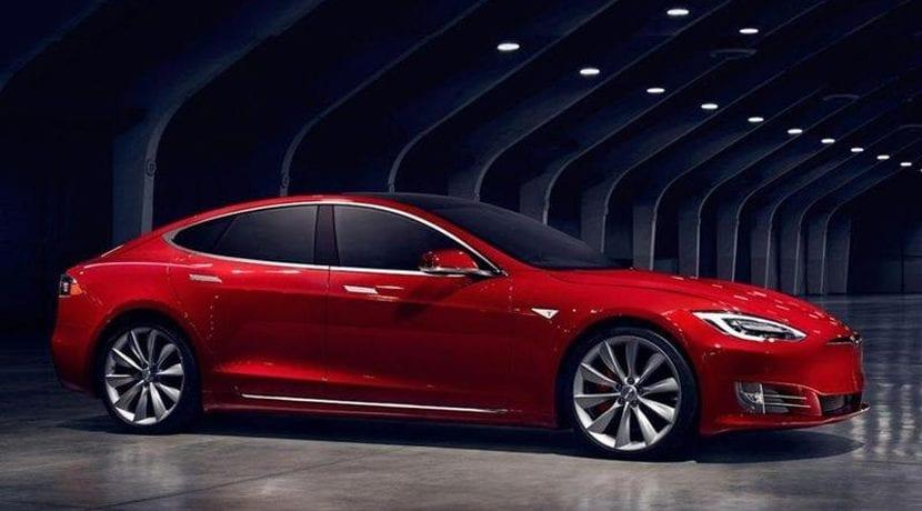 Tesla Model S Ficha