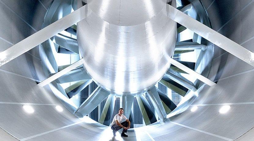 Volkswagen Tunel de Viento