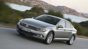 Volkswagen Passat Ficha