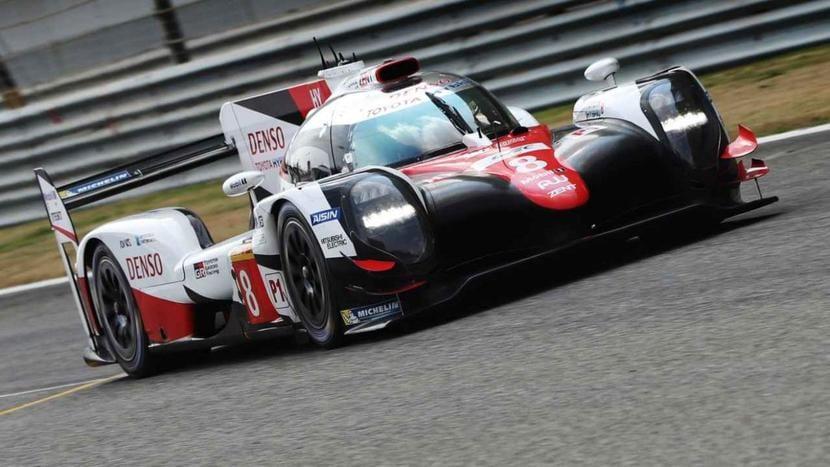 LMP1 de Toyota