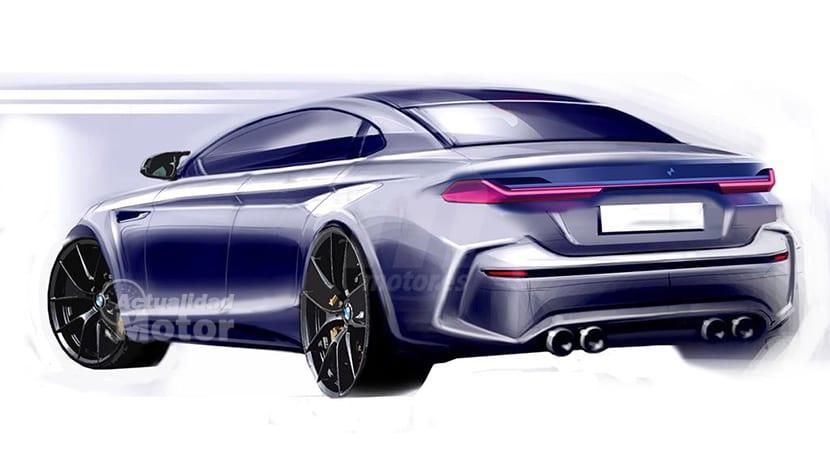 El BMW M3 podría ser híbrido