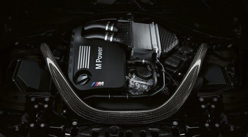 Motor del M3 CS