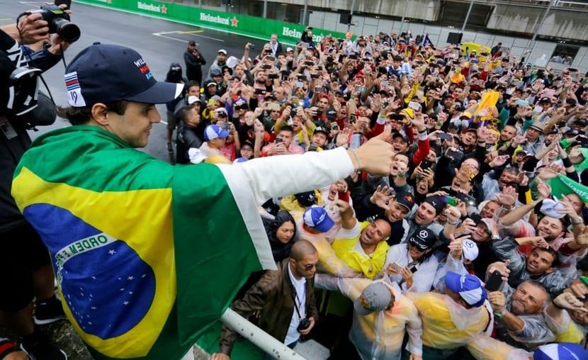 Felipe Massa se despide