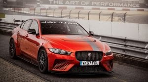 Jaguar XE SV Project 8 récord en Nürburgring