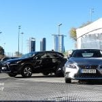 Lexus NX 300h y Lexus CT 200h