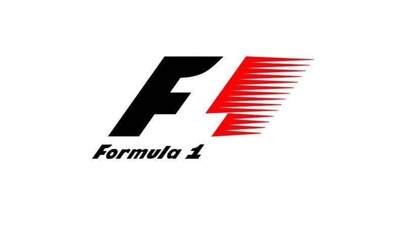 Logo F1 actual