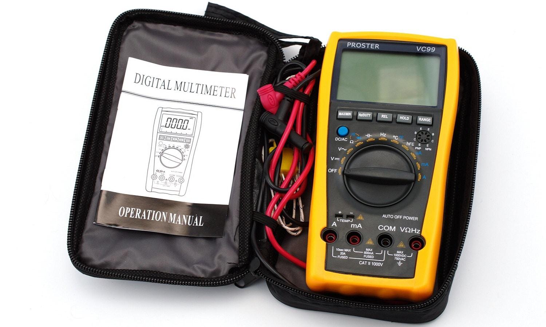 Medir resistencia de los cables para bujías, para comprobar una avería