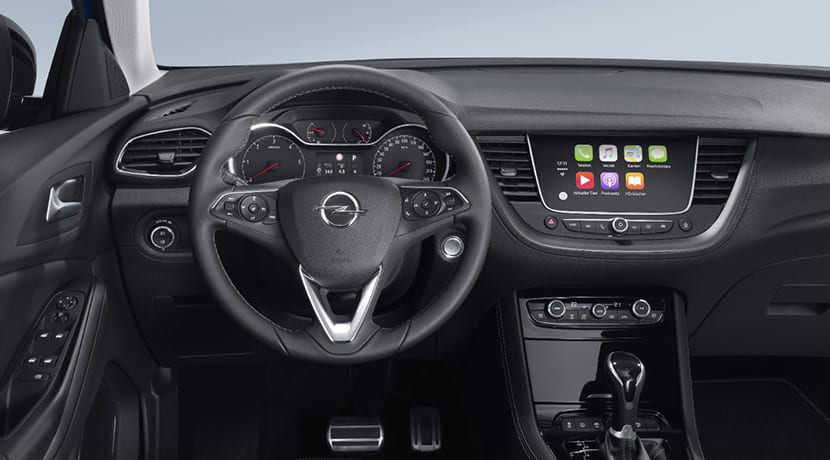 Interior Opel Grandland X Ultimate