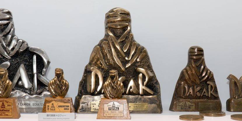 Premios de Le Dakar