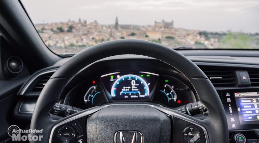 Cuadro de instrumentos Honda Civic