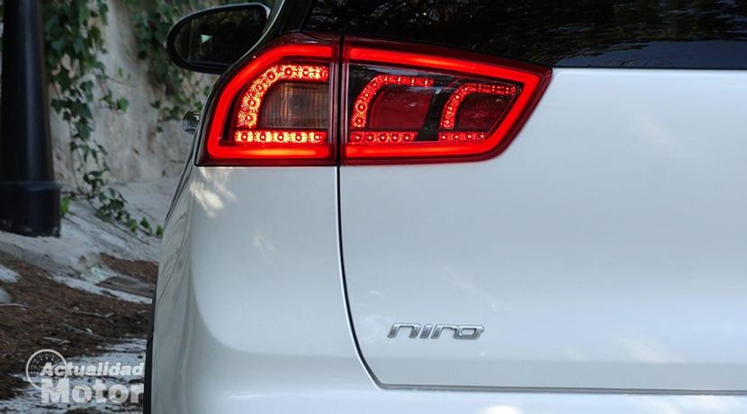 Prueba Kia Niro SUV híbrido