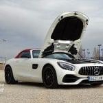 Prueba Mercedes AMG GT Roadster