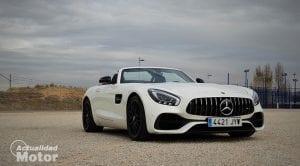 Prueba Mercedes-AMG GT Roadster