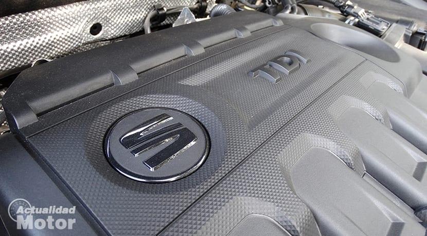 Prueba Seat Ateca 1.6 TDI motorizaciones