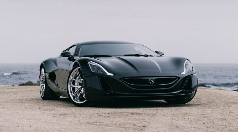 Rimac Concept Two frontal
