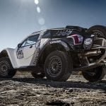 SsangYong Tivoli DKR para el Dakar 2018