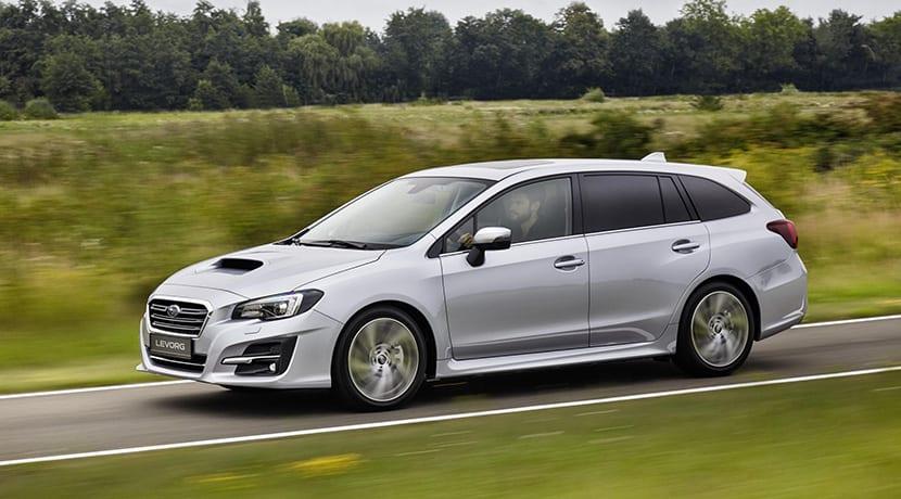 Subaru Levorg Model Year 2018