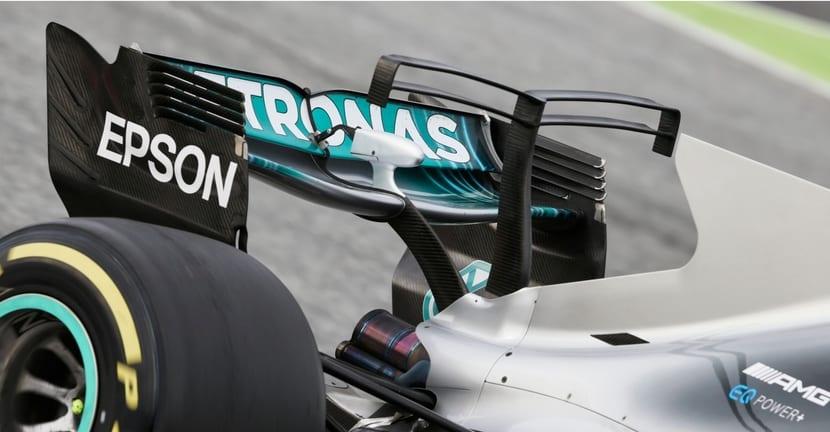 T-Wing de Mercedes
