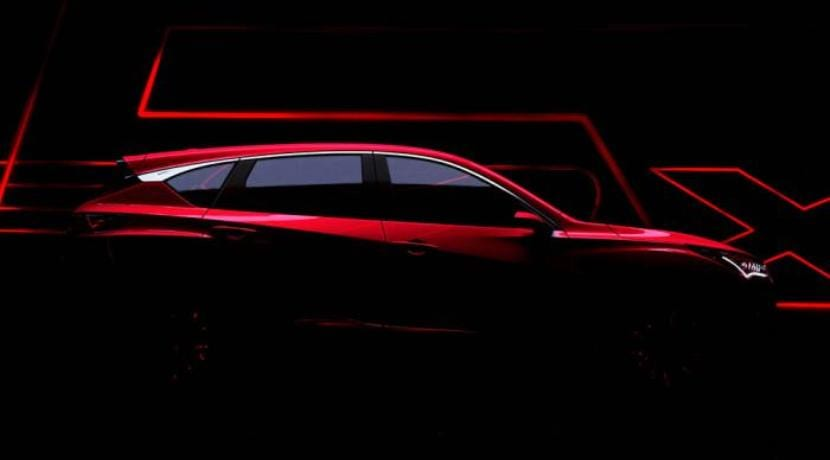 Acura RDX Prototype 2018 teaser