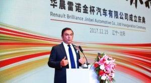 Alianza Renault-Nissan-Mitsubishi Vs Brilliance