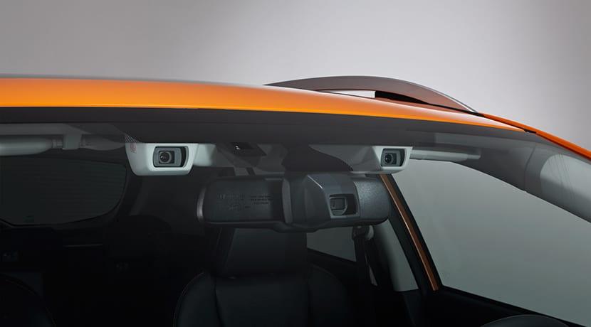 Cámaras EyeSight del Subaru XV