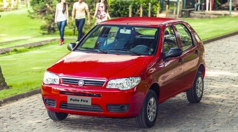 Fiat Palio Fire Way