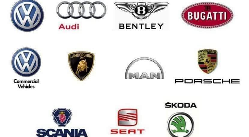 Logo Grupo Volkswagen
