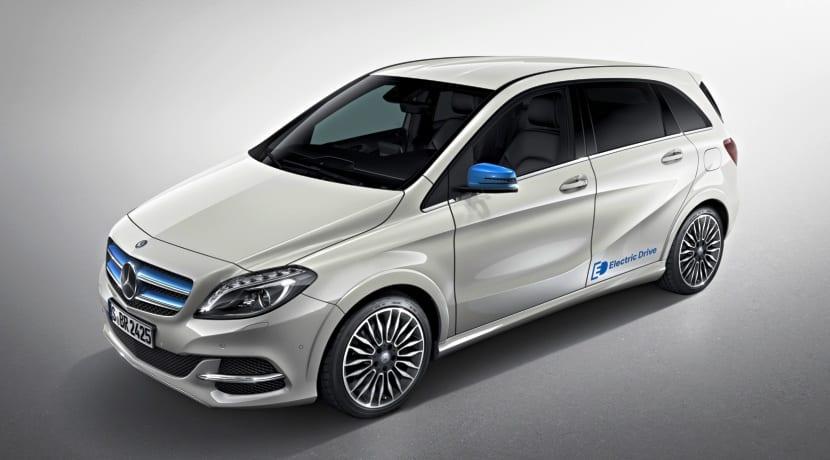 Mercedes-Benz Clase B Eléctrico