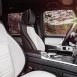 Mercedes-Benz Clase G 2018 interior