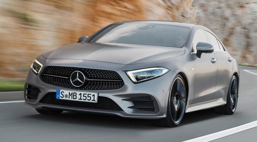 Mercedes CLS 2017