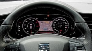 Seat Virtual Cockpit 0