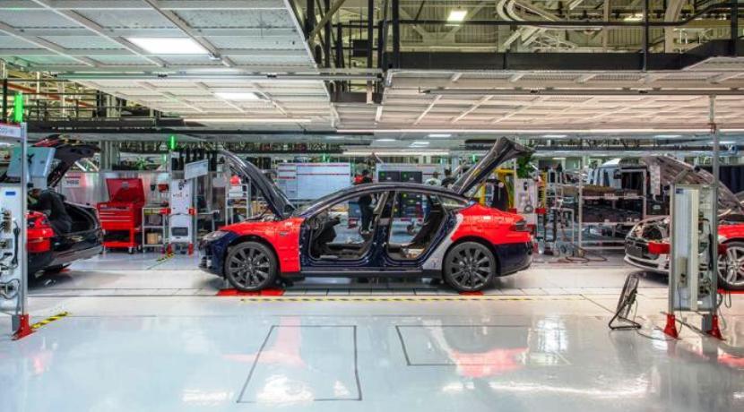 Tesla factoria Hungría
