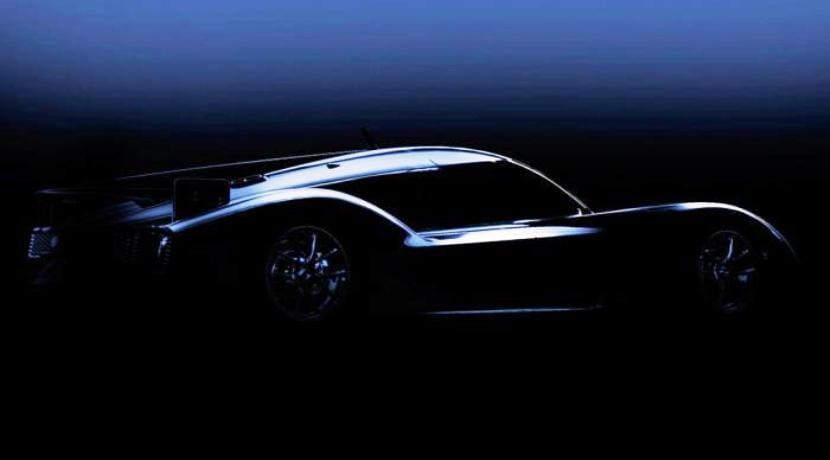 Toyota GT Super Sport Concept teaser