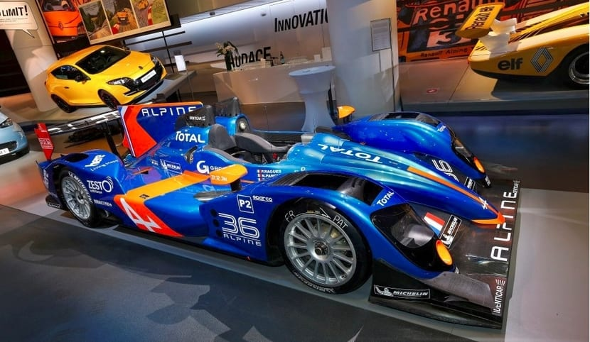 Prototipo de Le Mans de Alpine