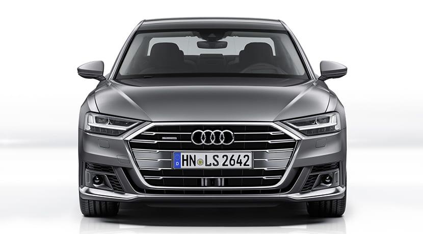 Paquete exterior deportivo para el Audi A8