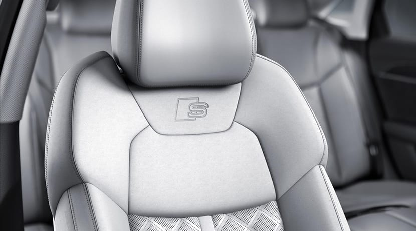 Paquete interior deportivo para el Audi A8