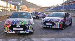 Teaser del Hyundai Veloster con camuflaje