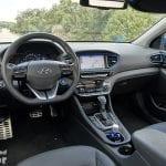 Puesto conducción Hyundai Ioniq