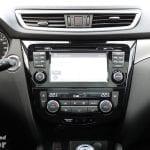 Detalles interiores Nissan Qashqai
