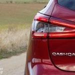 Piloto Nissan Qashqai