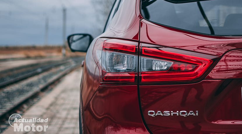 Piloto trasero Nissan Qashqai
